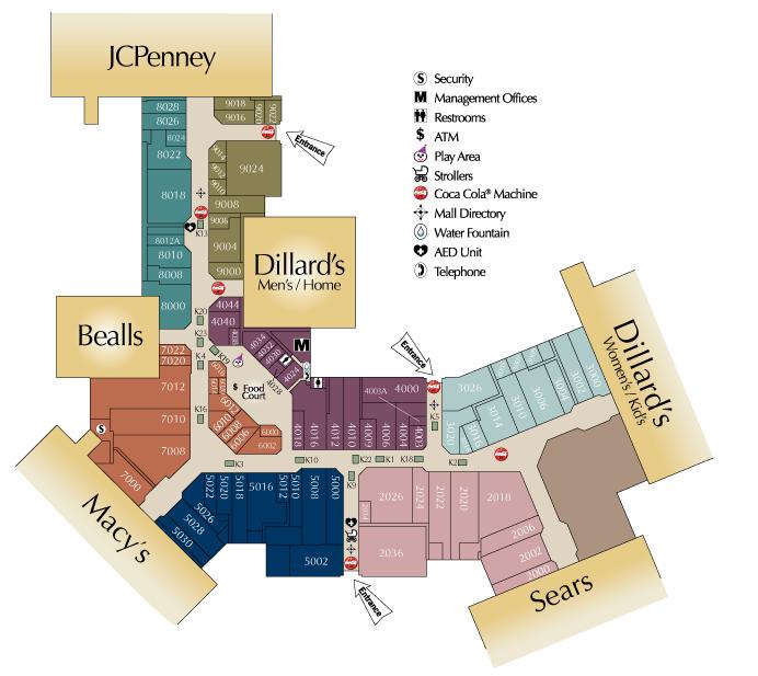 Post Oak Mall College Station