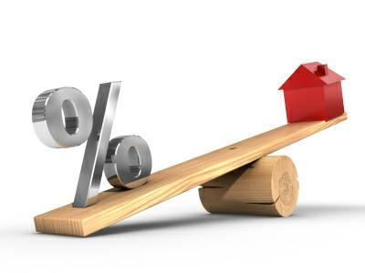 Low interst rates allow home buyers to get more house for their money